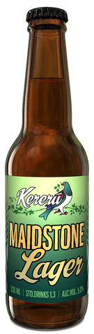 KERERU Maidstone Lager - The Cult Beer Store from Hashigo Zake