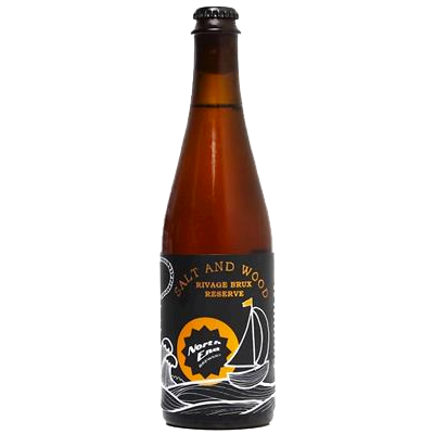 NORTH END Salt & Wood Rivage Brux Reserve 2015 - The Cult Beer Store from Hashigo Zake