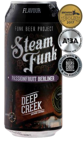 Deep Creek Passionfruit Berliner - The Cult Beer Store from Hashigo Zake