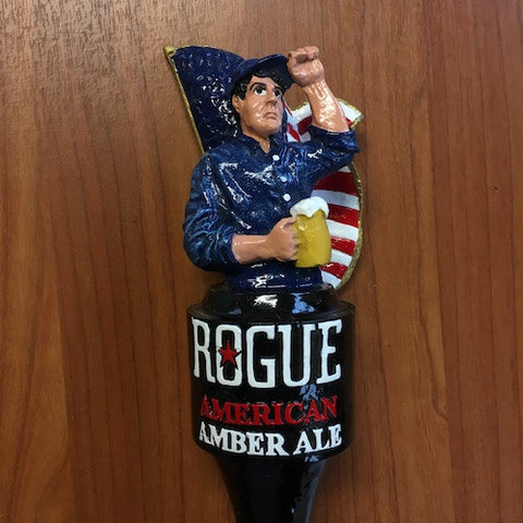 American Amber Tap Handle - The Cult Beer Store from Hashigo Zake