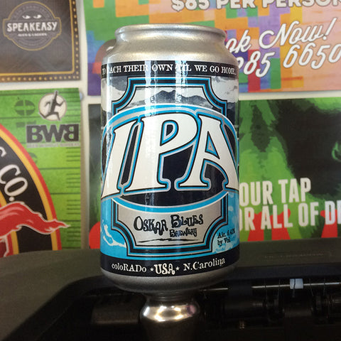 Oskar Blues IPA Tap Handle