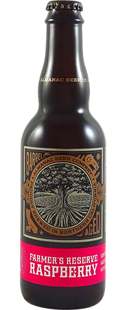 Almanac Farmers Reserve Raspberry 375ml - The Cult Beer Store from Hashigo Zake