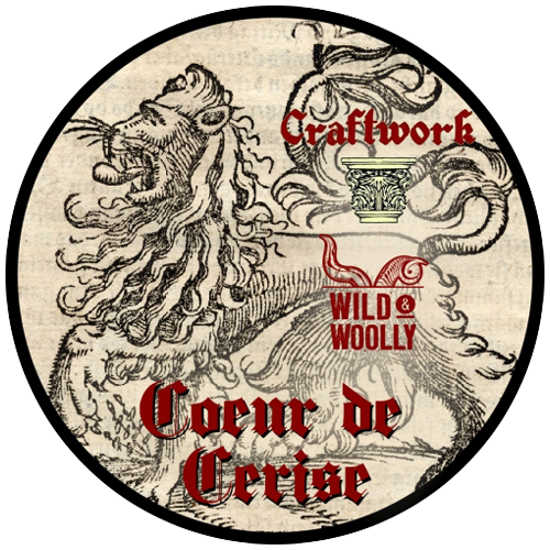 Wild & Woolly / Craftwork Coeur De Cerise - The Cult Beer Store from Hashigo Zake