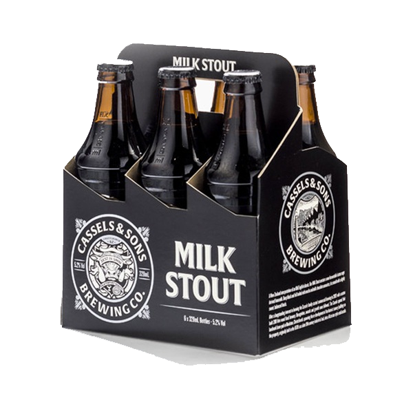 Cassels Milk Stout 328 TAKEAWAY - The Cult Beer Store from Hashigo Zake