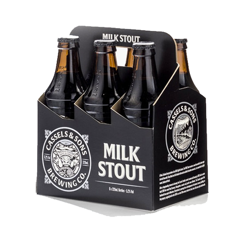 Cassels Milk Stout - The Cult Beer Store from Hashigo Zake