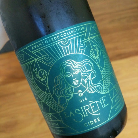 LA SIRENE Cidre - Avant Garde Collection - The Cult Beer Store from Hashigo Zake