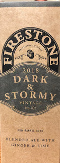 FIRESTONE WALKER Dark & Stormy - The Cult Beer Store from Hashigo Zake
