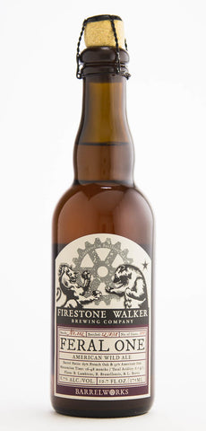 FIRESTONE WALKER Feral One - The Cult Beer Store from Hashigo Zake