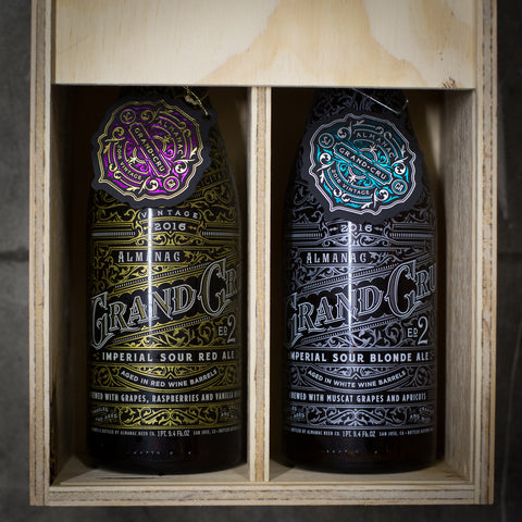 Almanac Grand Cru 2016 Pack