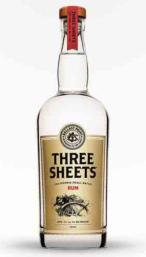 Ballast Point Three Sheets Rum (Silver) - The Cult Beer Store from Hashigo Zake
