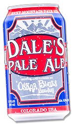 Oskar Blues Dales Pale Ale - The Cult Beer Store from Hashigo Zake