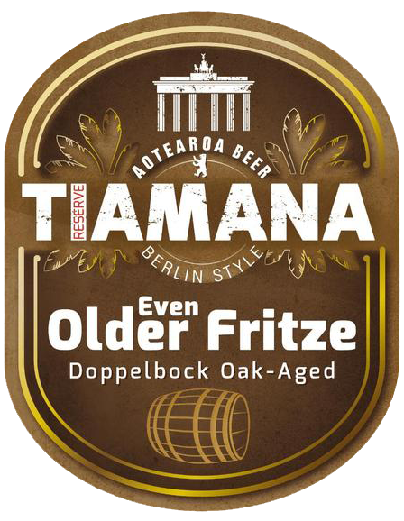 Tiamana Even Older Fritze - The Cult Beer Store from Hashigo Zake