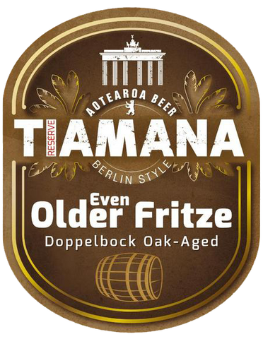 Tiamana Even Older Fritze 330ml TAKEAWAY