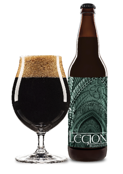 Adroit Theory Legion Imperial Stout - The Cult Beer Store from Hashigo Zake