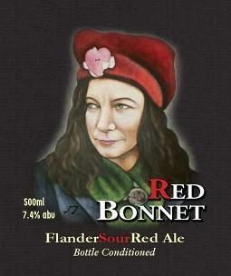 Craftwork Red Bonnet Sour - The Cult Beer Store from Hashigo Zake