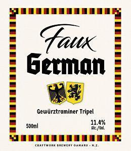 Craftwork Faux German - The Cult Beer Store from Hashigo Zake