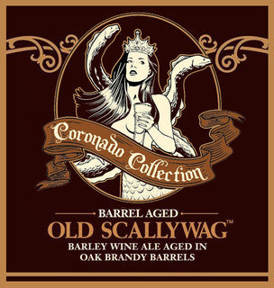 CORONADO Barrel-Aged Old Scallywag 2015 - The Cult Beer Store from Hashigo Zake