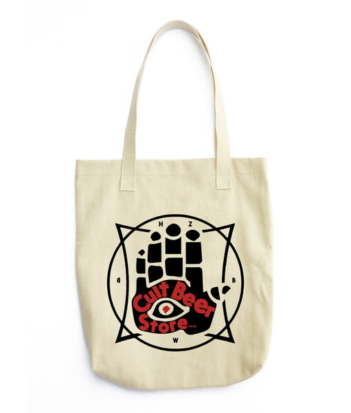 Totes the Cult Beer Store Tote bag