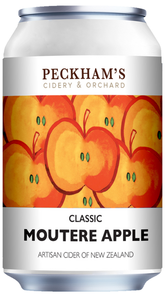 PECKHAM'S Classic Moutere Cider - The Cult Beer Store from Hashigo Zake