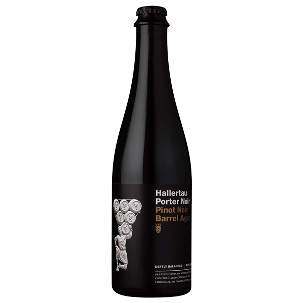 Hallertau Porter Noir - The Cult Beer Store from Hashigo Zake