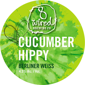 8 Wired Cucumber Hippy