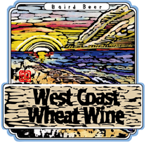 Baird West Coast Wheat Wine - The Cult Beer Store from Hashigo Zake
