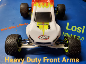 New Product - Heavy Duty Front Arms for Losi Mini-T 2.0