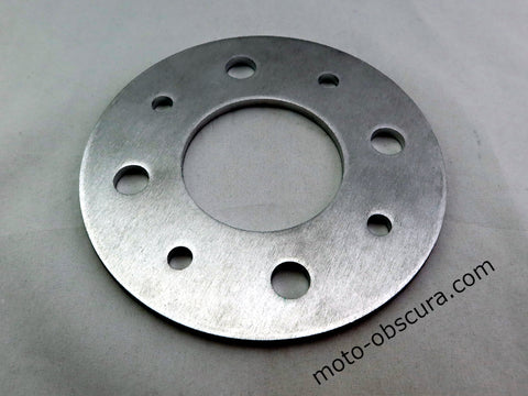 Aluminum 5mm Wheel spacers - Set of Two