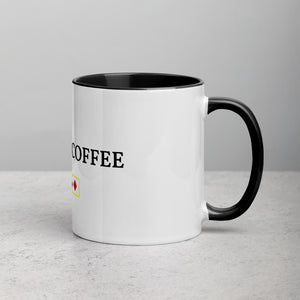 Mug with Color Inside ---------------FREE SHIPPING IN THE US