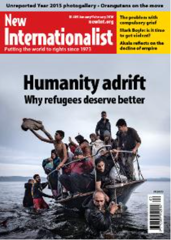 New Internationalist Magazine 3