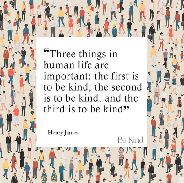Be Kind Magazine : Quote