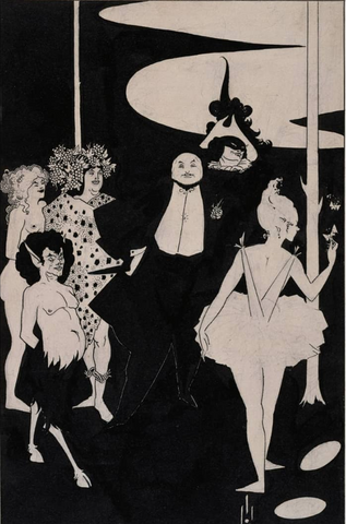 Aubrey Beardsley, art , Tate , UK , virtual galleries , G.0 , generation zero, eco friendly , mindful , modern , zero waste