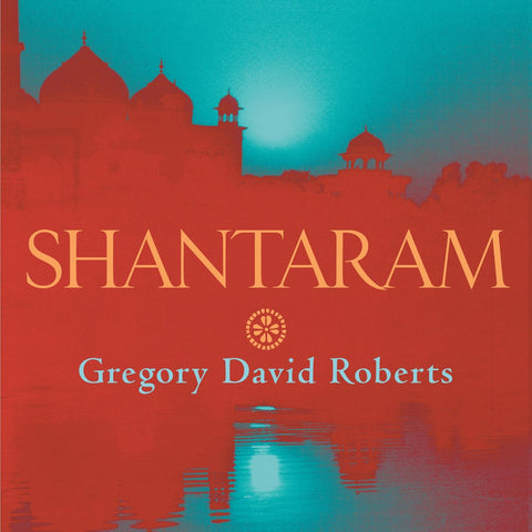 Shantaram, audio book , book , travel , transport yourself , G.0 , generation zero, author , actor , modern , mindful , travel