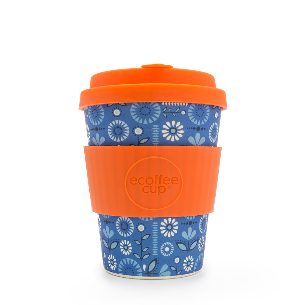 Ecoffee Cup 'Dutch Oven' (340ml) - Zero Waste Shop, Reusable Coffee Cup - Eco + Plant-Based Lifestyle, G.0 - Generation Zero Uk, G.0 - G.0
