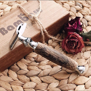 Bambaw Reusable Safety Razor - Zero Waste Shop, Reusable Razor - Eco + Plant-Based Lifestyle, G.0 - Generation Zero Uk, G.0 - G.0
