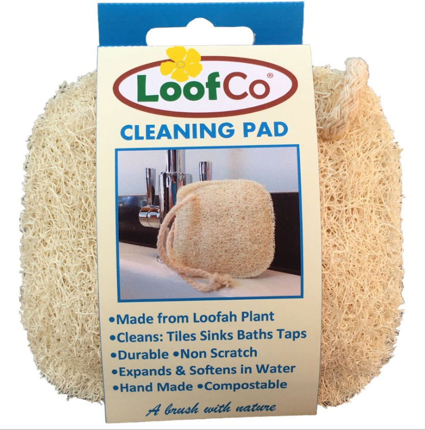 LoofCo Cleaning Pad | Plastic Free | Natural