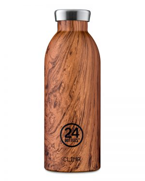 Reusable Insulated Stainless Steel Bottle 'SEQUOIA' (500/850) - Zero Waste Shop, Reusable Bottle - Eco + Plant-Based Lifestyle, G.0 - Generation Zero Uk, G.0 - G.0