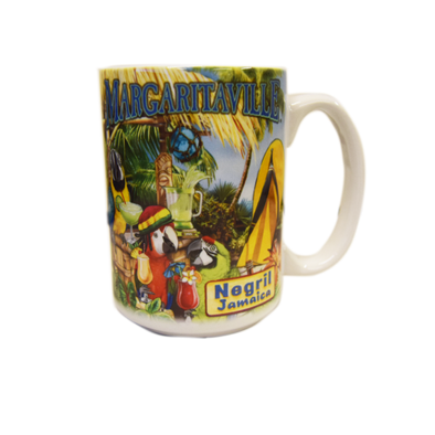 Negril 15oz Souvenir Coffee Mug