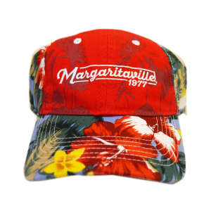 Floral Beach Distressed Cruiser - Hat