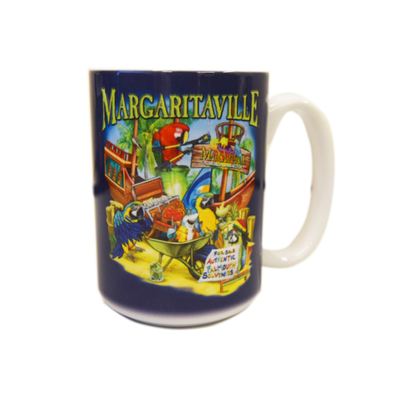 Fallmouth Souvenir Coffee Mug - 15oz