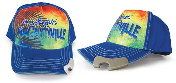 Blue Bottle Opener Margaritaville - Hat