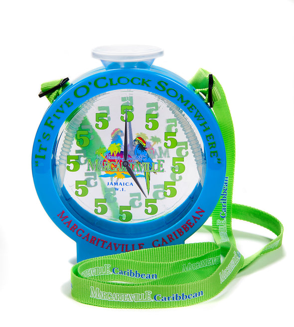 Margaritaville Five O'Clock Somewhere Travel Bowl