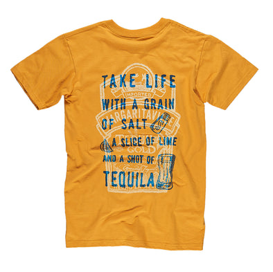 Grain of Salt Tee
