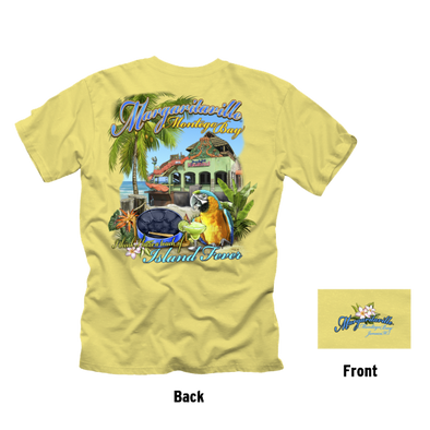Montego Bay Souvenir - Yellow