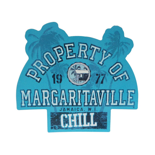 Property of Margaritaville Chill Magnet