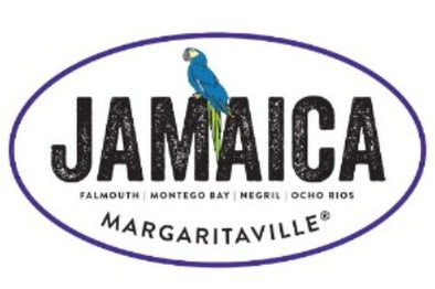 Margaritaville, Jamaica  Sticker