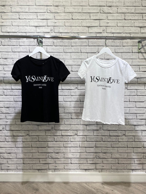 YSL Top (2 Colours)