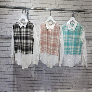 Luili Check Shirt