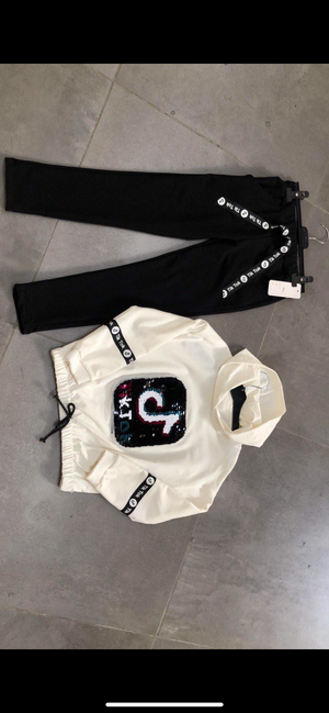 TT Square Sequence Tracksuit