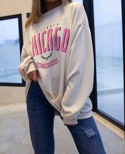 Chicago Sweater (7 Colours)